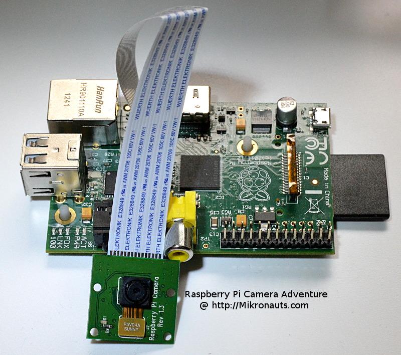 Mikronauts com » Raspberry Pi Camera Adventures