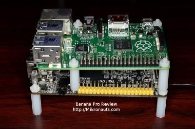 Banana Pro Review http://Mikronauts.com
