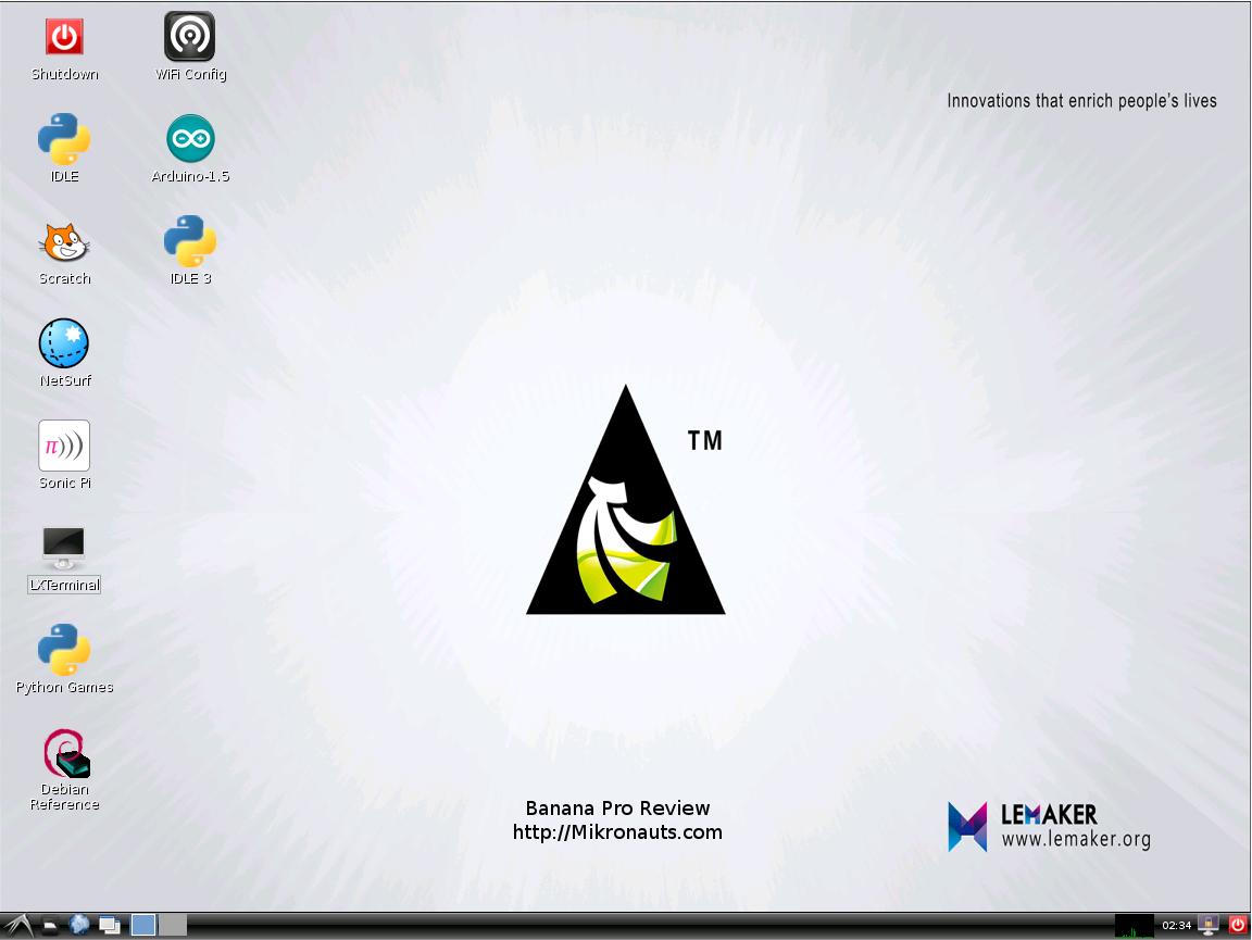 Banana Pro Review Wiringpi Install Pi Http