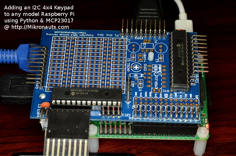 mikronauts com raspberry pi i2c 4 4 matrix keypad with mcp23017 rh mikronauts com Keypad Matrix Schematic Keypad Matrix Schematic