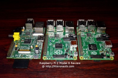 Raspberry Pi 2 Model B Review @ http://Mikronauts.com