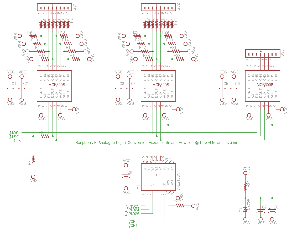 Mikronauts.com » Blog Archive » Correction to schematic on