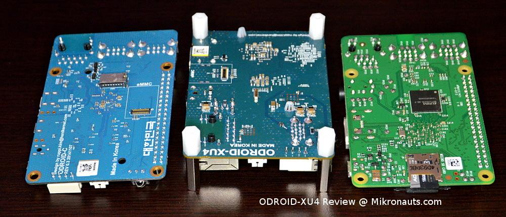 Mikronauts com » Hardkernel ODROID XU4 Review