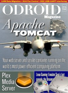 ODROID Magazine - see pages 41-44