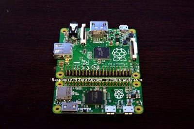 Raspberry Pi Zero Review @ Mikronauts.com